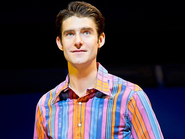 Working His Way Backstage to You! Jersey Boys Star Drew Gehling Is Broadway.com's Newest Video Blogger