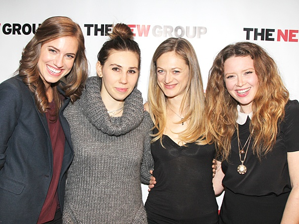 Sisters Unite! See Allison Williams, Zosia Mamet & More at New Group's Starry Crimes of the Heart Reading