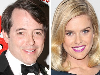 Tony Winner Matthew Broderick to Have a Dirty Weekend with Alice Eve in New Neil LaBute Film
