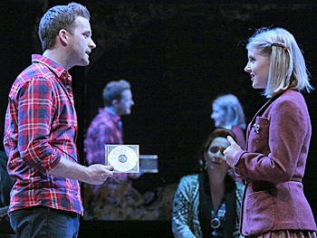 Hear What Theatergoers Say About 'Falling Slowly' In Love with <i>Once</i>