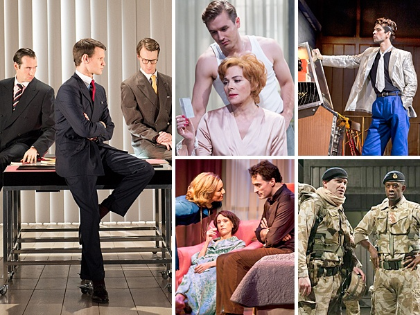London Year-End Roundup: Five Best Productions of 2013