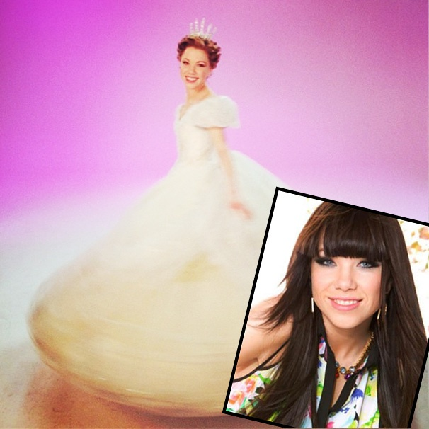 New Cinderella Star Carly Rae