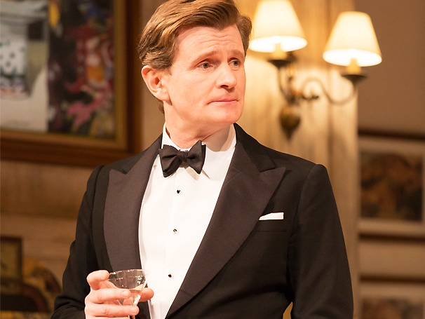 Charles Edwards on Downton Abbey Buzz, His J-Law Moment & Learning From Angela Lansbury in London's Blithe Spirit