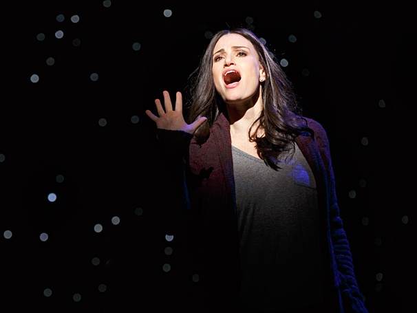 Here She Goes...Again! Idina Menzel Will Reprise <i>If/Then</i> Performance on the Road