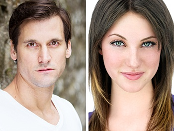 Be My Baby! Samuel Pergande & Jillian Mueller Will Star in the National Tour of Dirty Dancing