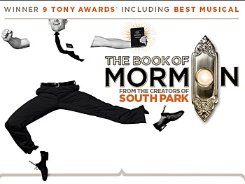 You Simply Won't Believe This Super Fun Emoji Video for the Tony-Winning <i>The Book of Mormon</i>