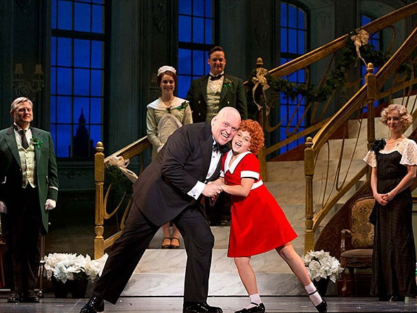 A New Deal for Jacksonville! National Tour of <i>Annie</i> Begins Performances