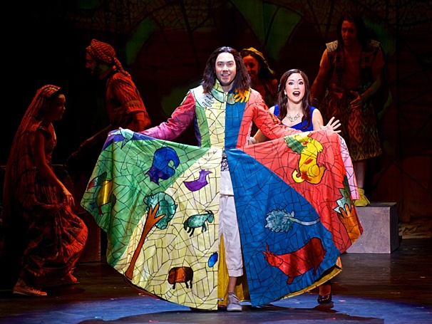 Any Dream Will Do, Indianapolis! Tickets Now On Sale for <i>Joseph and the Amazing Technicolor Dreamcoat</i>, Starring Diana DeGarmo & Ace Young