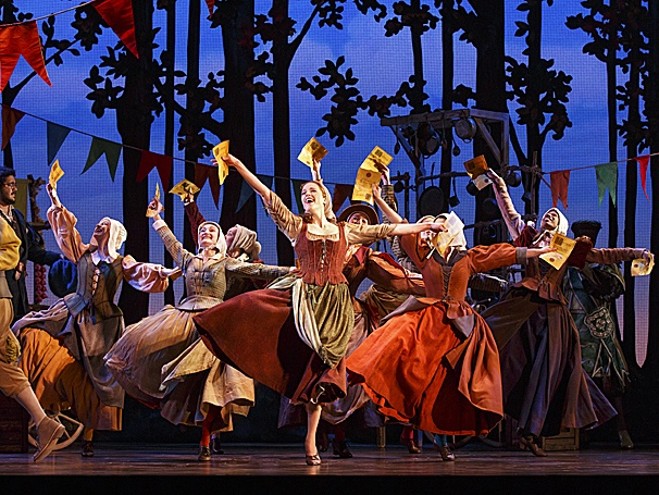 It's Possible! Tickets Now On Sale for the National Tour of Rodgers & Hammerstein's <i>Cinderella</I> in Cincinnati