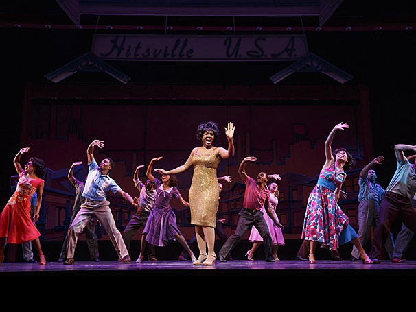 Give It to Me, Baby! Tickets Now On Sale for Golden Oldies Tuner <i>Motown The Musical</i> in Boston