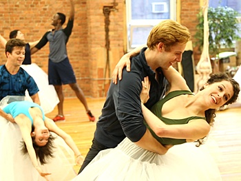 Let's Have a Ball! Take an Enchanting Sneak Peek at the National Tour of <i>Cinderella</i>