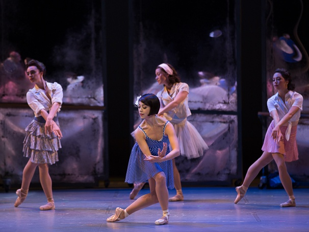 Bonjour to Broadway! An American in Paris Begins Previews at the ...