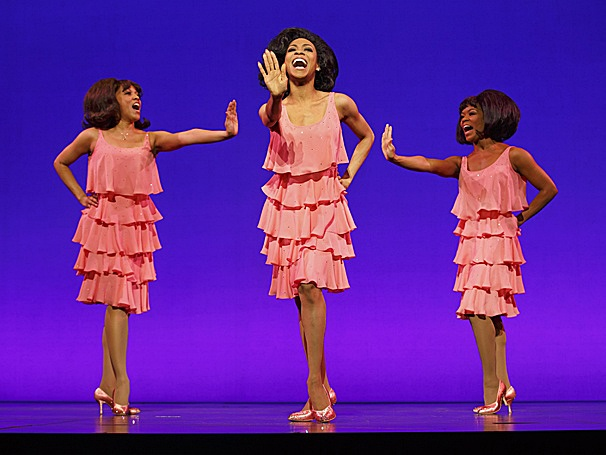 Give It to Me, Baby! Tickets Now On Sale for Golden Oldies Tuner <i>Motown The Musical</i> in Costa Mesa