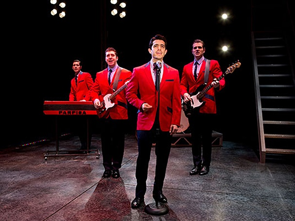 Oh, What a Night! <i>Jersey Boys</i> Begins Performances in Winnipeg
