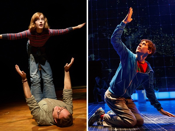 <i>Fun Home</i> & <i>The Curious Incident of the Dog in the Night-Time</i> Top 2015 Tony Awards; Complete List of Winners