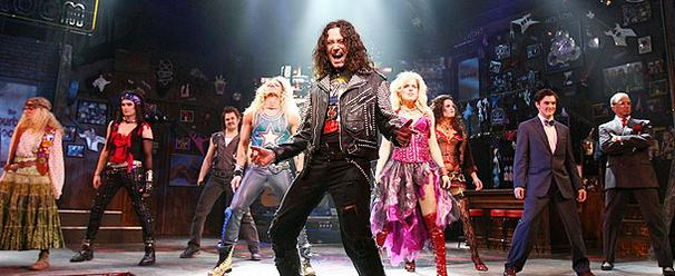 Rock of Ages to Attempt Record-Breaking Air Guitar Ensemble July 1