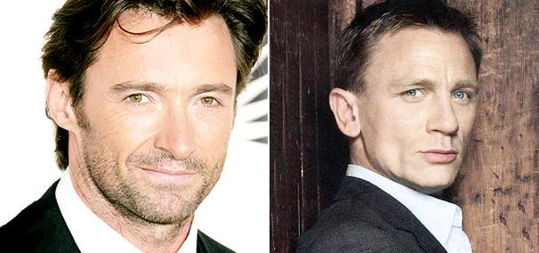 Hugh Jackman and Daniel Craig Confirmed for Broadway Play A Steady Rain