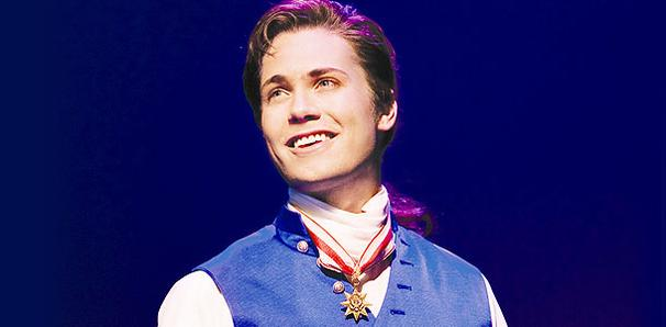 Drew Seeley Is The Little Mermaid's Handsome New Prince