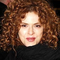 Bernadette Peters on Picking Up Her First Tony in a Bob Mackie Gown