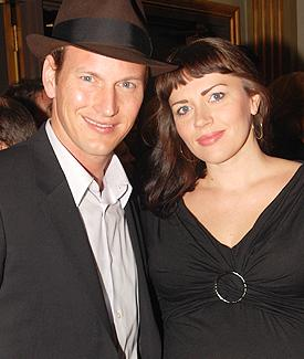 All His Sons: Patrick Wilson and Wife Welcome Baby Boy, Kassian