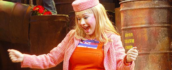 Diana DeGarmo Rocks Off-Broadway as New Star of The Toxic Avenger