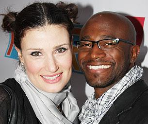 Theater Couple Idina Menzel and Taye Diggs Welcome Baby Boy
