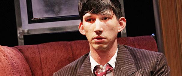 Former Marine Adam Driver Enlists in Off-B'way's The Retributionists