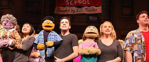 Avenue Q Takes a Final Broadway Bow and Offers a Big Surprise