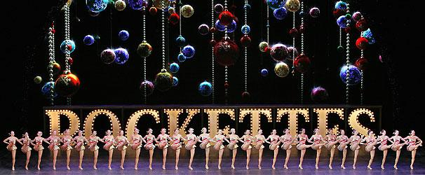 The Rockettes Kick Off Another Christmas Spectacular Season as Opening Night Arrives