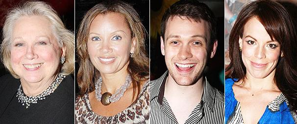 Barbara Cook, Vanessa Williams, Michael Arden & Leslie Kritzer to Star in Sondheim on Sondheim