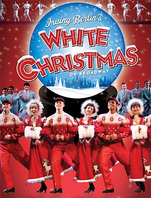 Happy Holidays! Tickets for White Christmas Now On Sale