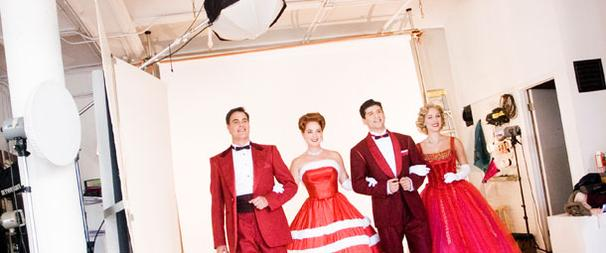 Dreaming of White Christmas? Get in the Spirit with a Photo Sneak Peek