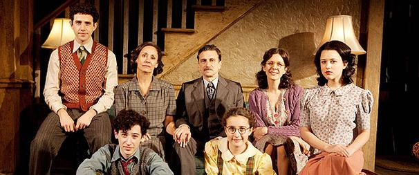 Sneak Peek! Say Hello to the Jeromes of Brighton Beach Memoirs