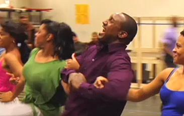 Ready for Ragtime: A Sneak Peek at the Revival in Rehearsal