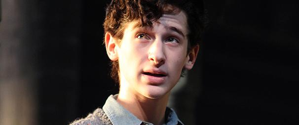 Noah Robbins Channels Neil Simon in Brighton Beach Memoirs