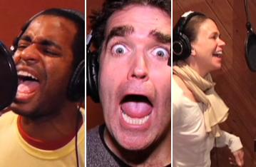 Exclusive Music Video: Shrek the Musical Stars Sing 'I'm a Believer'