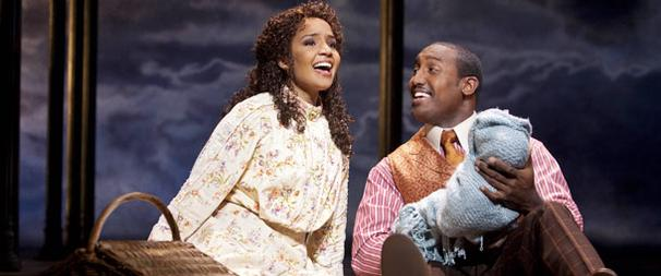 The People Called It Ragtime! Savor Photos of the Eagerly Awaited Revival