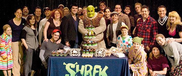 Shrek Celebrates a Year of Flying Its Freak Flag on Broadway