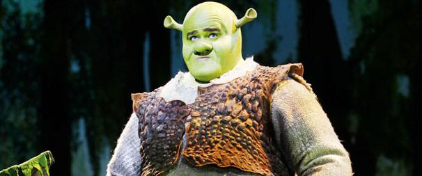 First Look! New Shrek Star Ben Crawford Gets a Make-Ogre