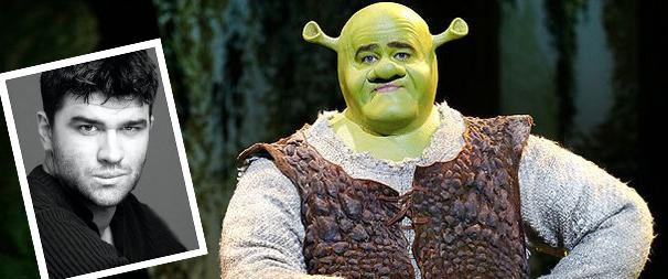 Shrek Star Ben Crawford Loves His Big Bright Beautiful New Job