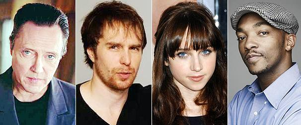 Christopher Walken, Sam Rockwell, Anthony Mackie and Zoe Kazan to Star in Martin McDonagh's A Behanding in Spokane