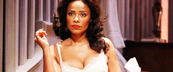 Interview: Sanaa Lathan Makes a Red Hot London Debut as Maggie the Cat