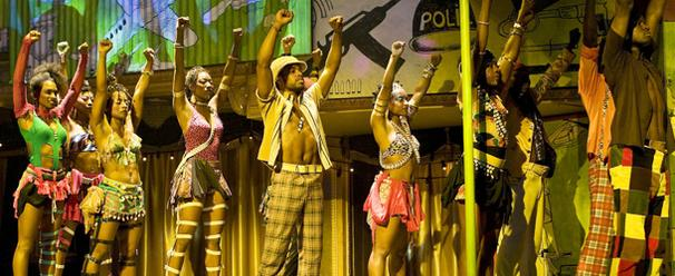 Fela! Wins 2010 Equity Award for Outstanding Broadway Chorus