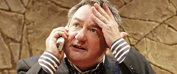 Scottish Sensation Ken Stott Dives into Broadway's Carnage