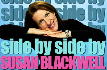 What's Up, Susan Blackwell? Funny Lady Gets Side by Side Broadway's Best in New Talk Show