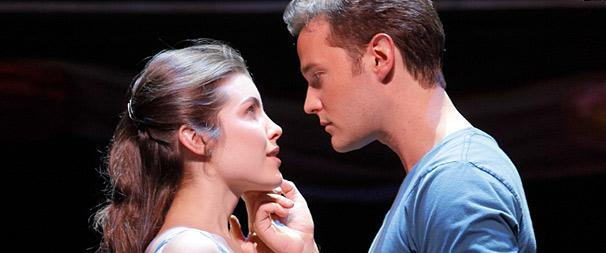 Newcomer Matthew Hydzik on Taking the Lead  in West Side Story