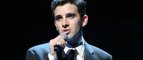 What's Up, Jarrod Spector? The Jersey Boy on His Star Search Past, His Weird Warm-Up and His Warning from Gandolfini