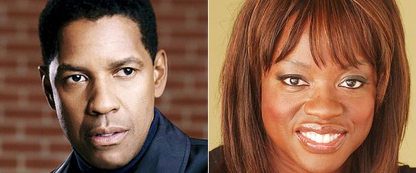 Denzel Washington and Viola Davis to Star in Broadway Revival of Fences
