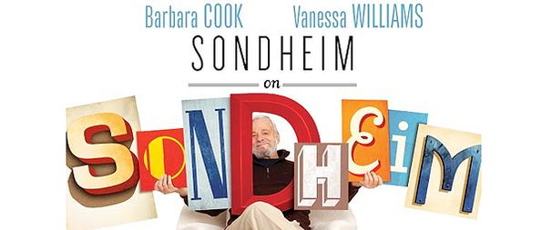Sondheim on Sondheim Cast Recording Hits Stores