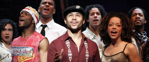 First Look! Corbin Bleu Graduates to Broadway's In the Heights